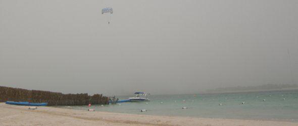 Meteo Abu Dhabi- Il cielo a maggio