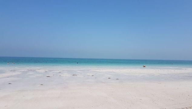 Saadiyat Island Public Beach