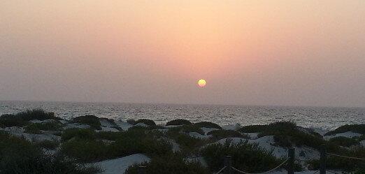 Abu Dhabi Saadiyat Island Montecarlo Beach