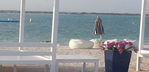 Spiagge Abu Dhabi - Yas Island Beach
