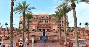 Emirates Palace e il sogno dello Sceicco
