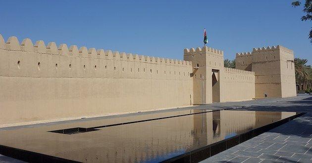 "Qasr Al Muwaiji <a href=""https://commons.wikimedia.org/wiki/File:Al_Muwaiji_Fort.jpg"" title=""via Wikimedia Commons"">http://www.castles.nl/</a> / <a href=""https://creativecommons.org/licenses/by-sa/4.0"">CC BY-SA</a>"