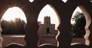 Cultural sites in the Emirate of Abu Dhabi