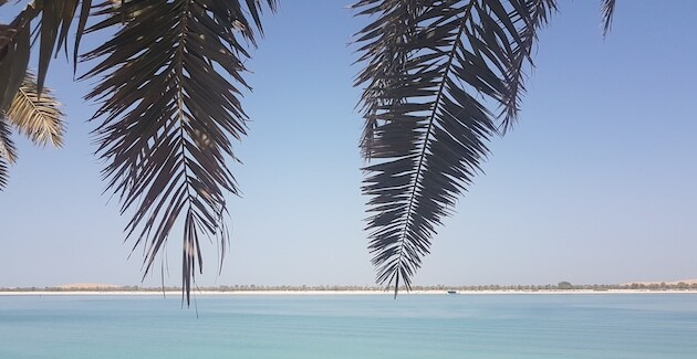 Abu Dhabi turismo a settembre e staycation