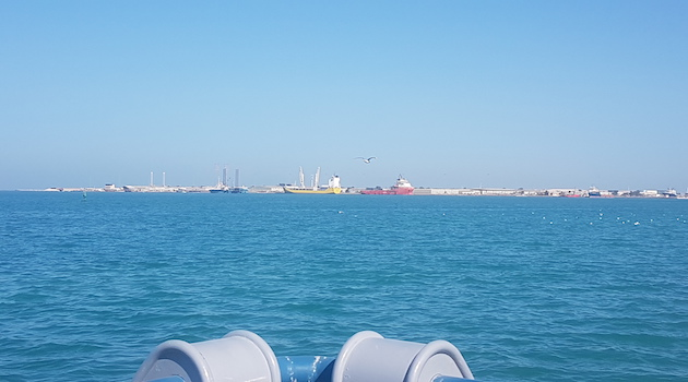 Abu Dhabi Mina Zayed Photo by ©LivingAbuDhabi.com